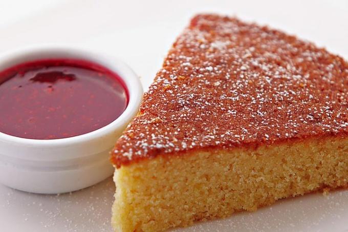 Кекс в мультиварке - просто и вкусно