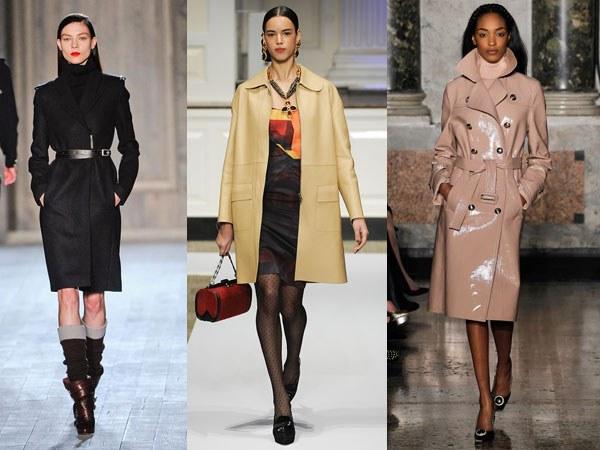 Модные женские тренчи