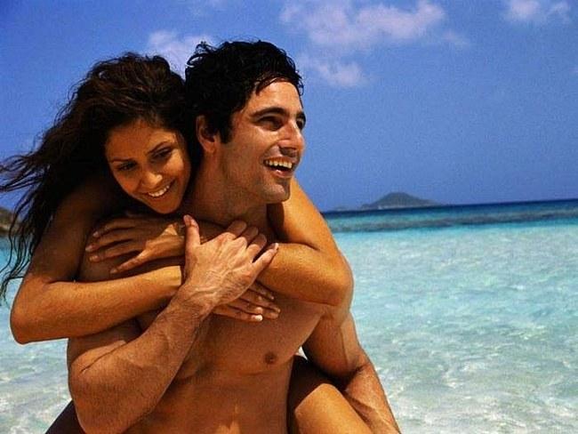 Как легкую влюбленность мужчины перевести в сильную любовь