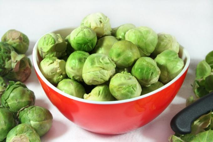 Какой овощ назван в честь столицы Бельгии