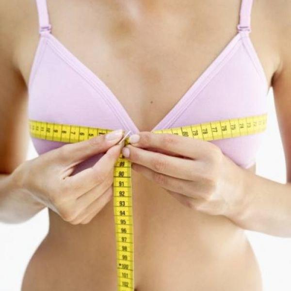 Как парню узнать размер груди своей девушки