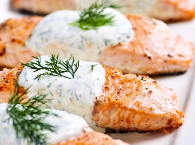 Что можно приготовить из филе лосося