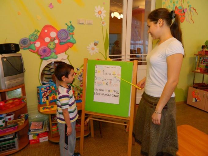 Это интересно: мнемотехника в детском саду
