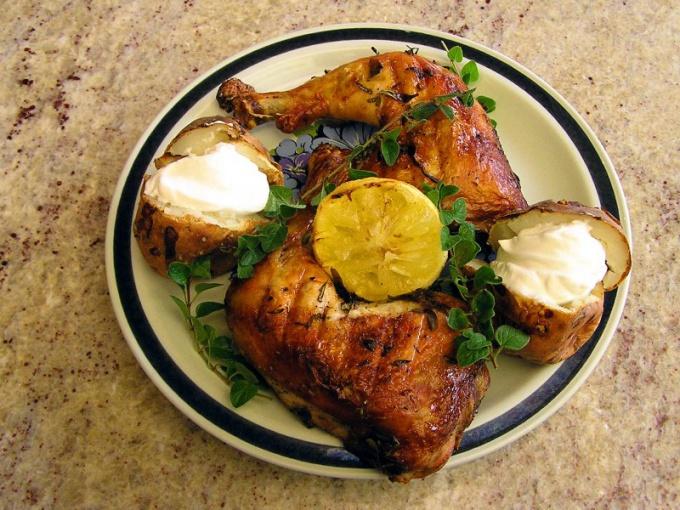 Курица с корицей - настоящий кулинарный шедевр