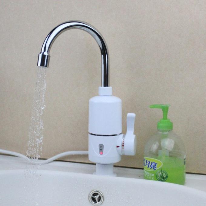 Проточный водонагреватель на кран – простота, удобство, надежность