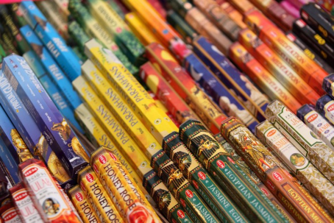 Scented sticks: benefit or harm