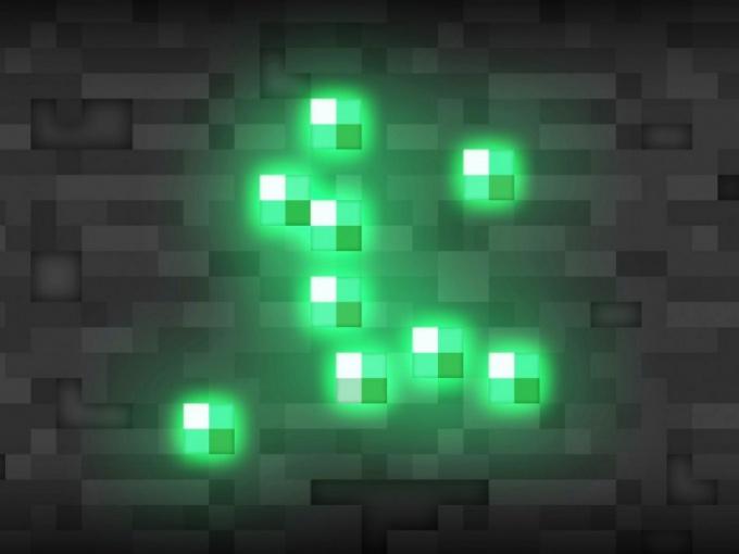 Изумруды в Minecraft найти не очень легко