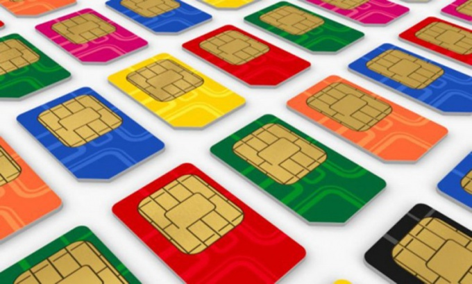 What are the different types of SIM cards and how do they differ