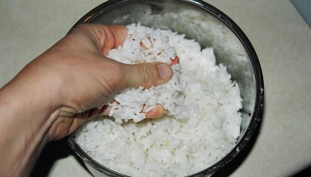 Как готовить рис для роллов