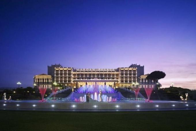 Самые дорогие отели Турции: роскошь и элегантность