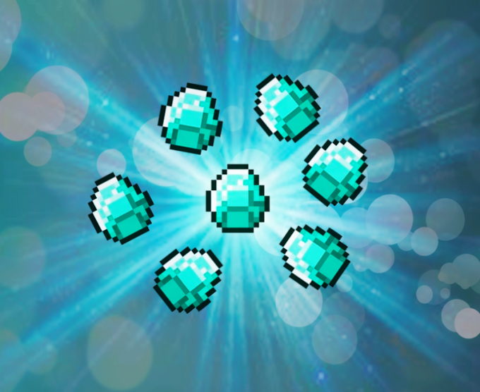 Алмазы в игре чрезвычайно востребованы