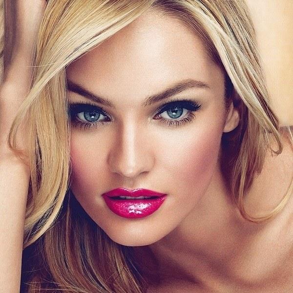Какой макияж больше подходит блондинке
