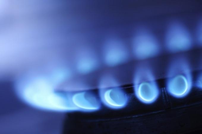 Как образуется природный газ