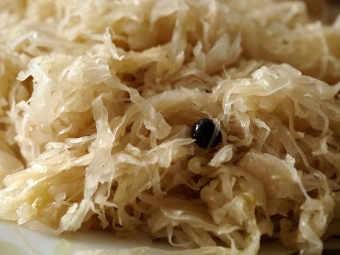 Пельмени с капустой - полезное и легкое блюдо