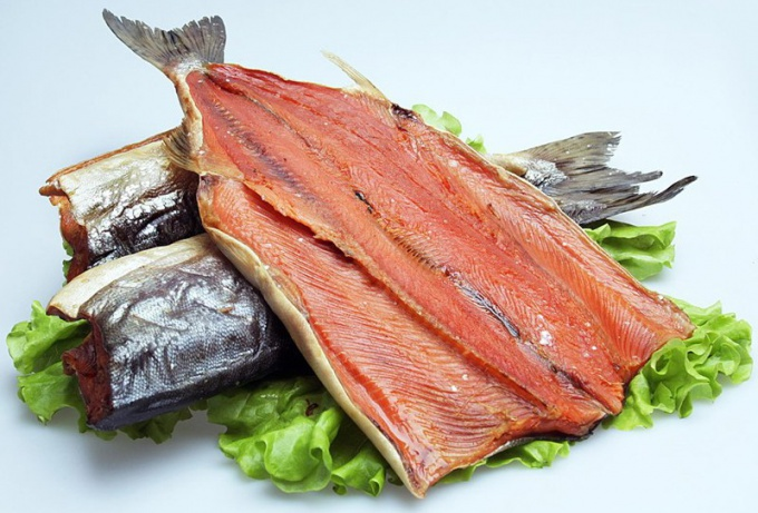 Горбуша: калорийность и польза