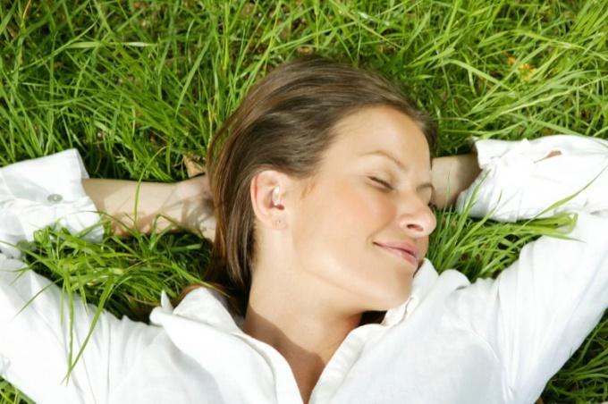 Как расслабиться после трудового дня