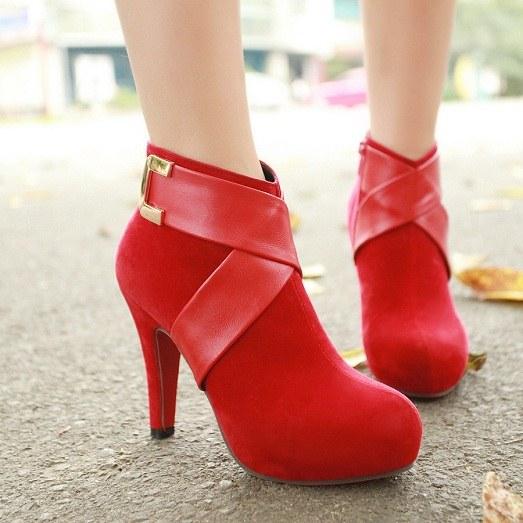 Тренды: модная осенняя обувь для женщин