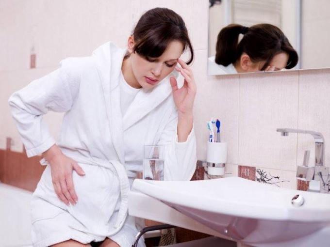 Как помочь беременной женщине при изжоге