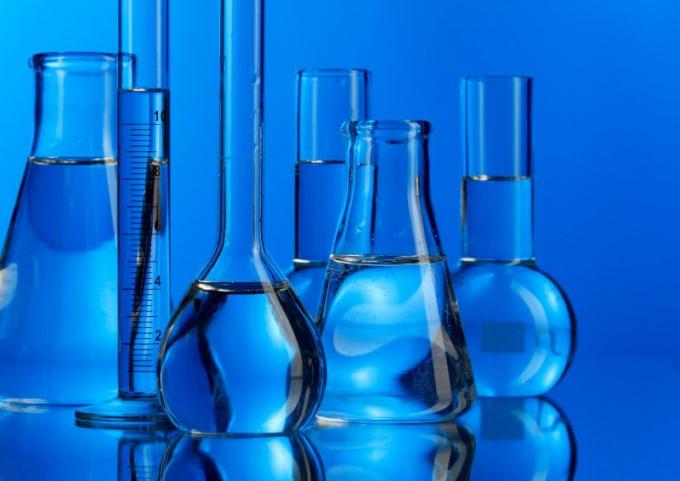 Ортофосфорная кислота в виде кристаллов