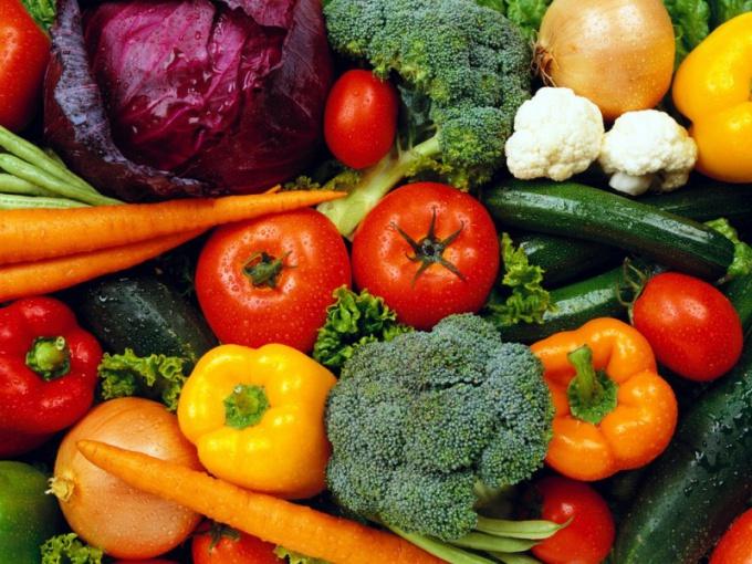 Как сохранить свежие овощи на зиму