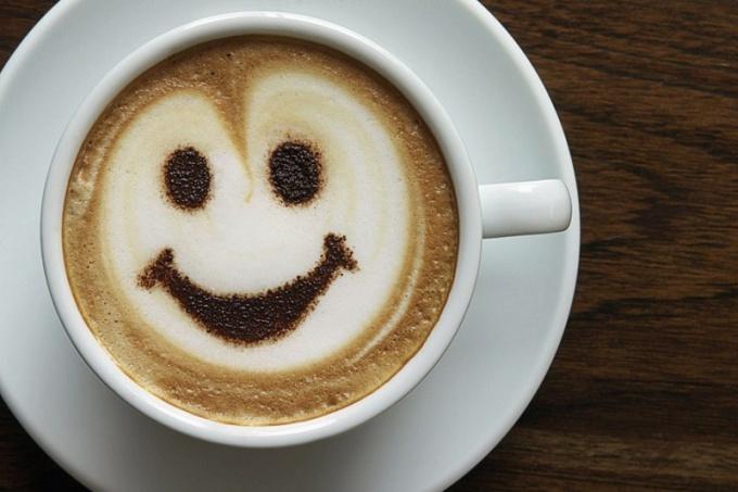 Как приготовить коктейль из колы с кофе