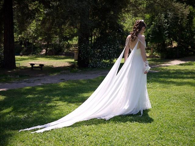 свадебное платье для стройной девушки