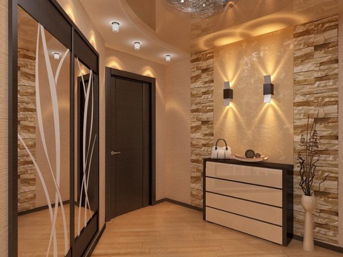 Дизайн коридора в квартире: на что обратить внимание