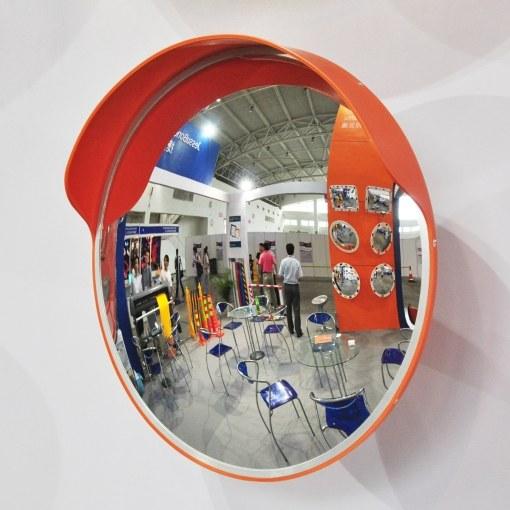 Сферическое зеркало в торговом зале: для чего оно необходимо