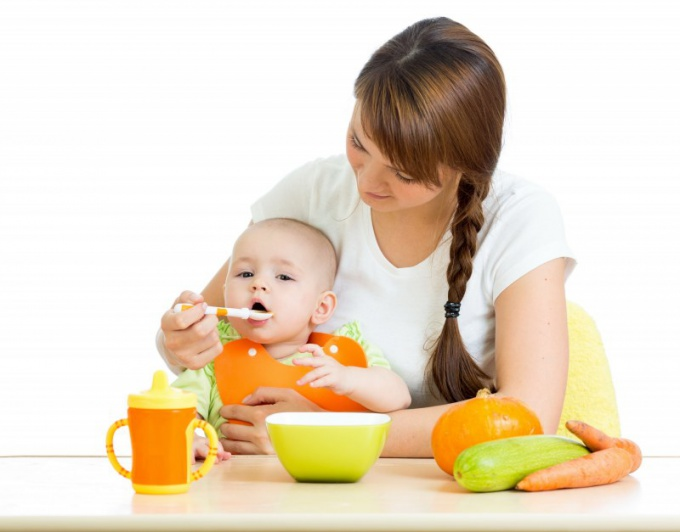 A puree of zucchini for babies – a tasty and useful