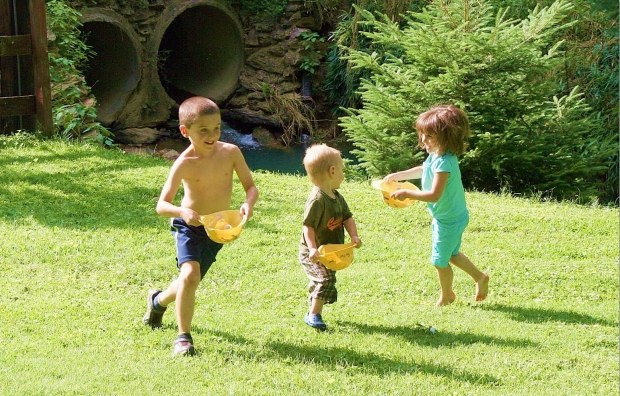 Кому полагается компенсация за детский сад