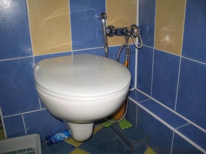 Как сделать гигиенический душ 664