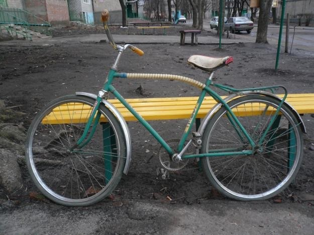 "Bicycle ""Eaglet"" - the dream of every Soviet teenager"