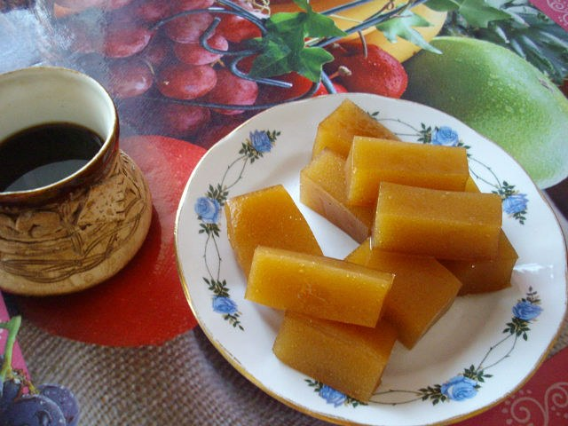 Рецепт пастилы из яблок: готовим дома вкусное лакомство