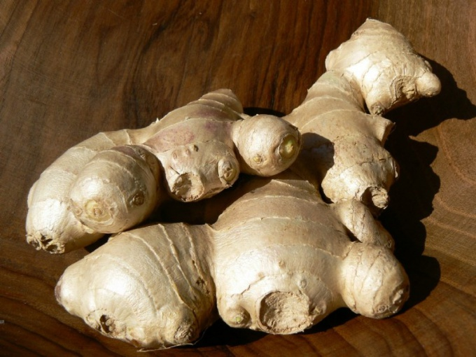 Ginger for hair: care and beauty