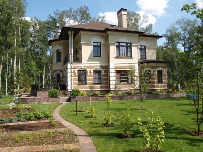 Дом в английском стиле: особенности планировки и дизайна