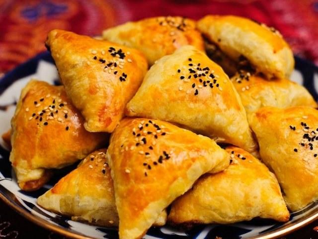Восточная кулинария: рецепт самсы с мясом