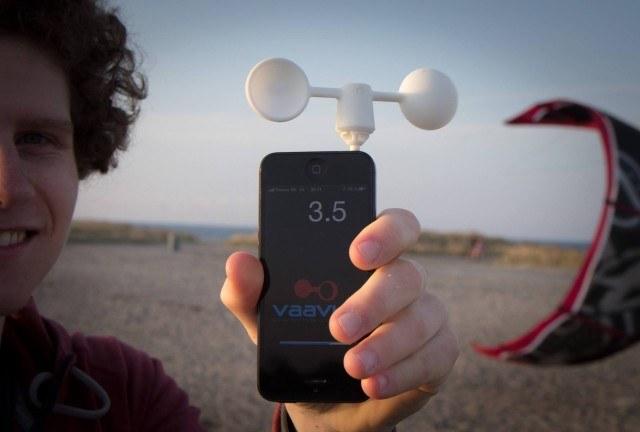Каким прибором измеряется направление и скорость ветра