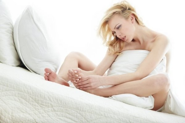 How to get rid of leg cramps at night