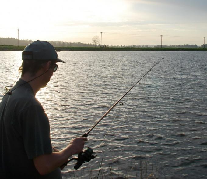Ловля рыбы на джиг