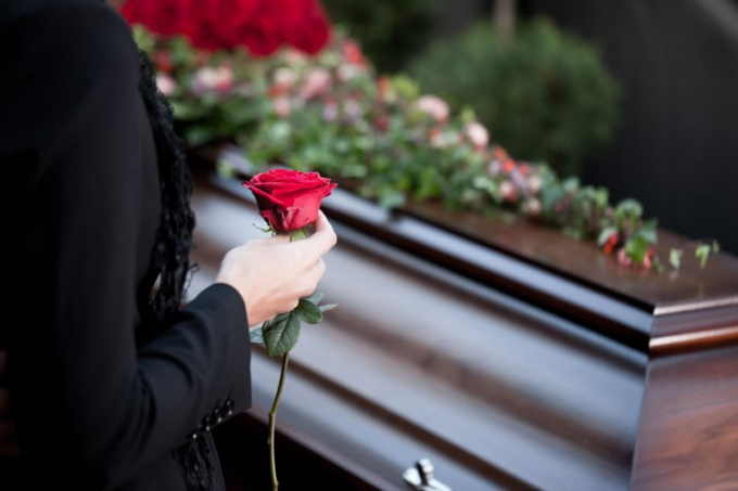 Как организовать похороны близкого человека в 2018 году