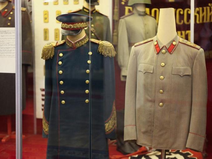 Форма Генералиссимуса Иосифа Сталина, которую он так и не носил