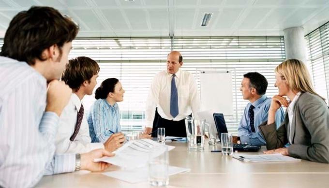 Что такое реорганизация предприятия