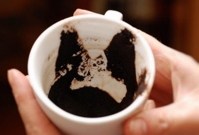 Гадание на кофейной гуще: как расшифровать результат