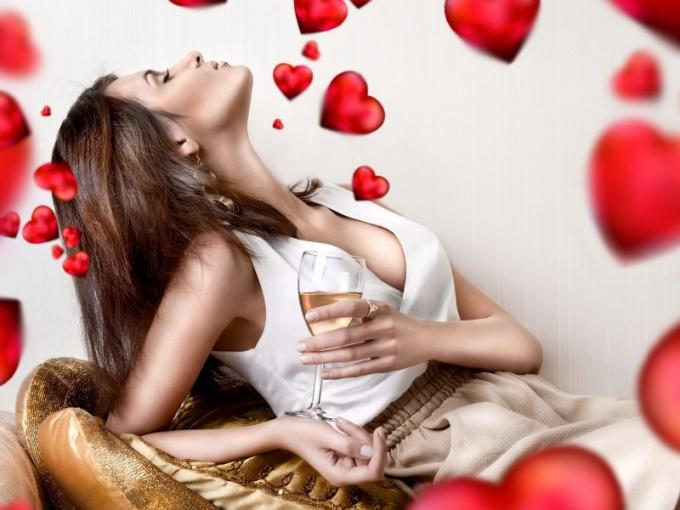 Пожениться в День Святого Валентина