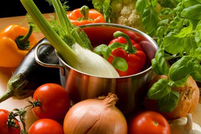 Как сохранить витамины в пище при варке