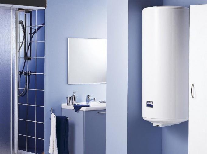 Газовый накопительный водонагреватель: особенности