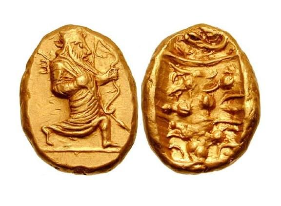 Деньги древности