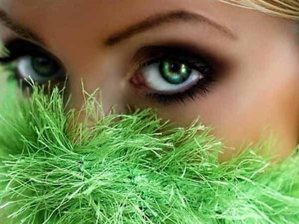 Колдовские зеленые глаза: характер или суеверие