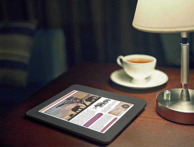 Вытеснят ли интернет-планшеты электронные книги
