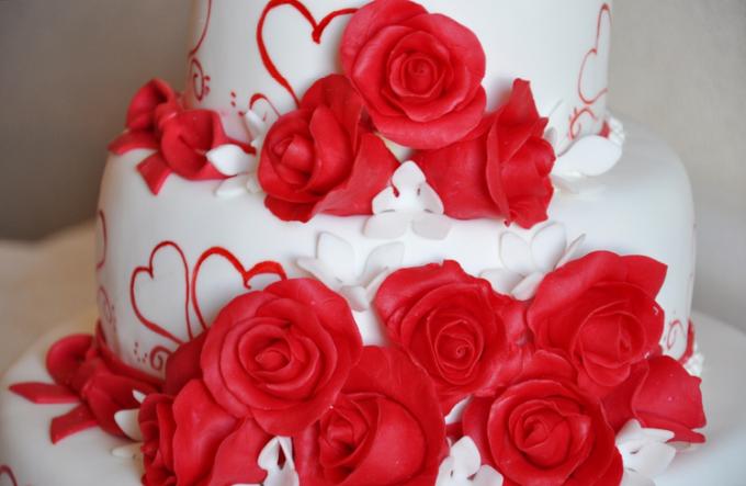 Какой свадебный торт предпочесть?